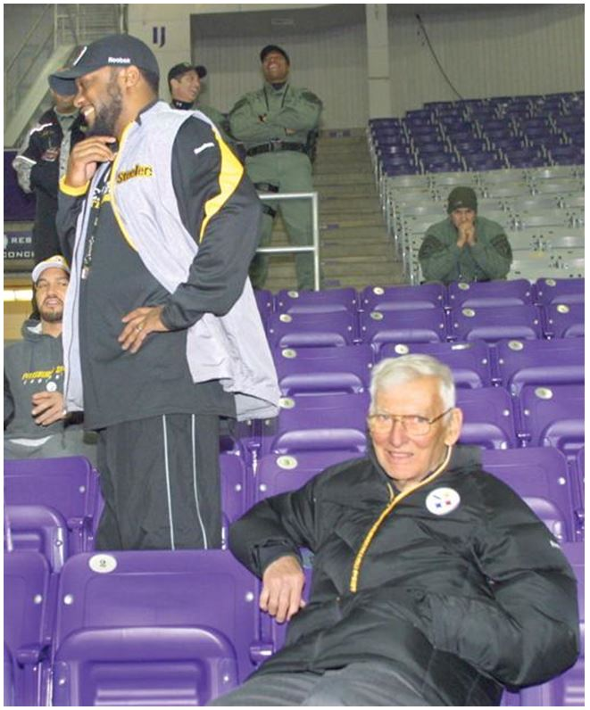 Thank you, Mr. Rooney | Obama, others, react to death of Steelers ...