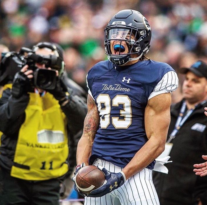 Irish On Tap 2020 NFL Draft Preview: Chase Claypool – On Tap ...