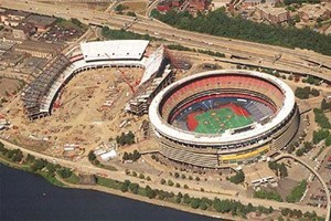 Three Rivers Stadium - history, photos and more of the Pittsburgh Pirates  former ballpark