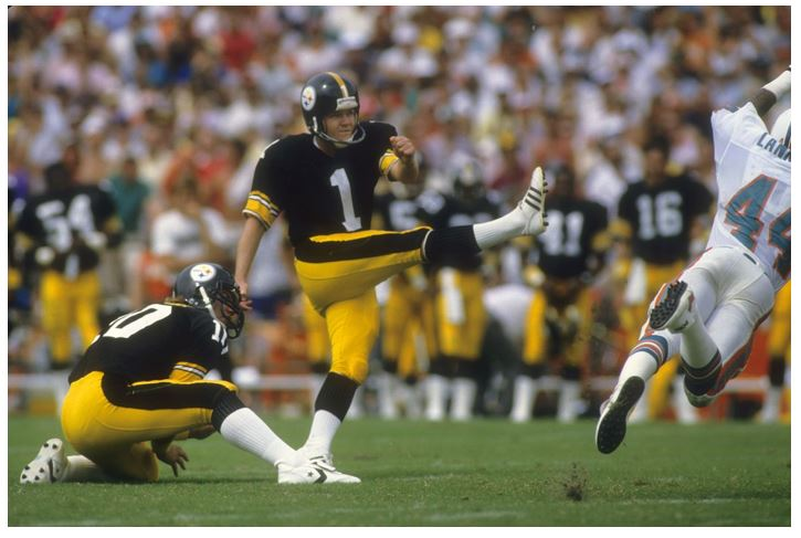 Morten Anderson endorses Steelers Gary Anderson to join him in Canton -  Behind the Steel Curtain