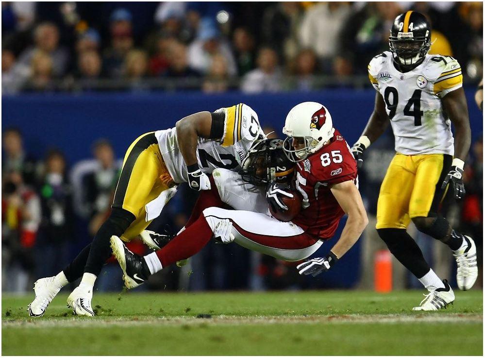 Ryan Clark Photos Photos: Super Bowl XLIII   Football hits, Football,  Pittsburgh steelers