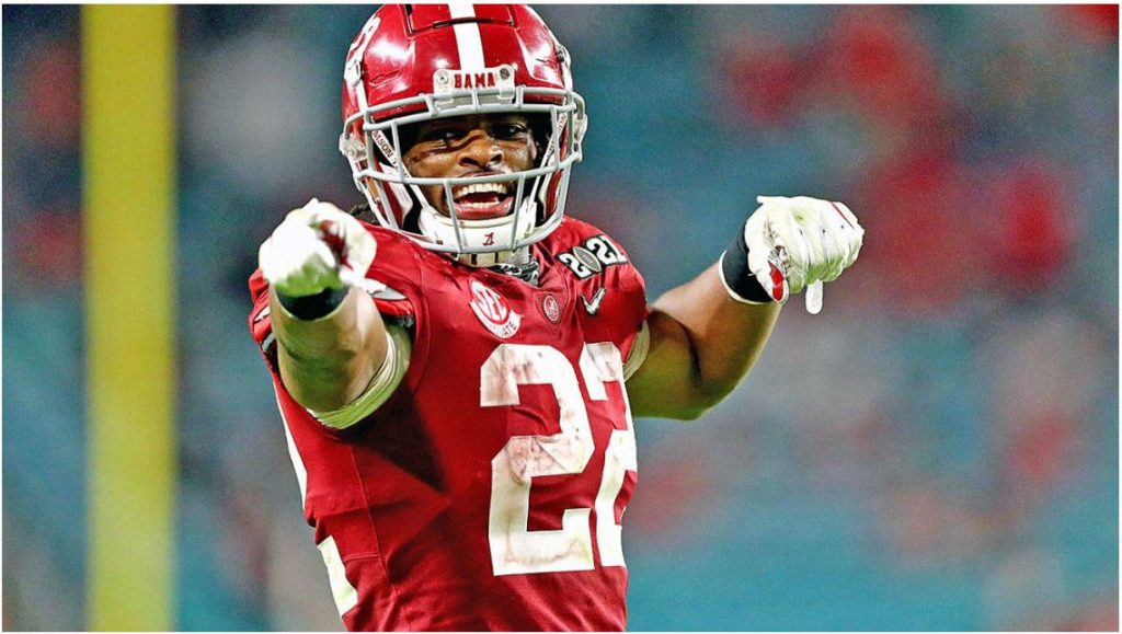 Steelers select Najee Harris: Scouting report, three things to know about  Pittsburgh's newest running back - CBSSports.com