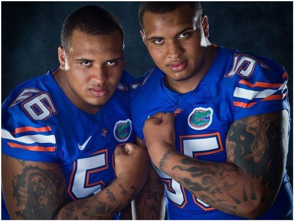 Maurkice & Michael Pouncey | Florida football, Gator nation, Gators football